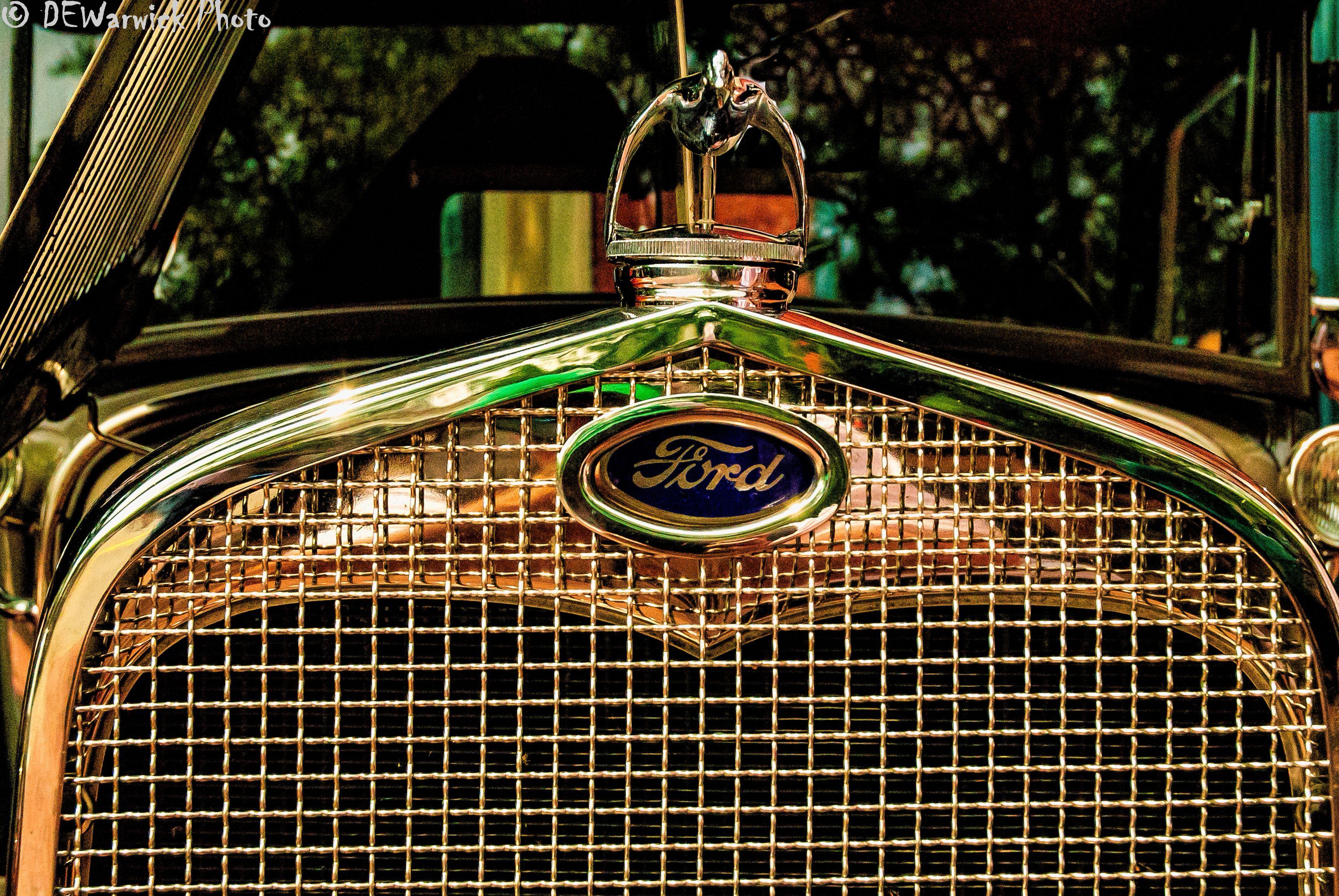 """""""Ford grill I"""" DEWarwick Photography"""