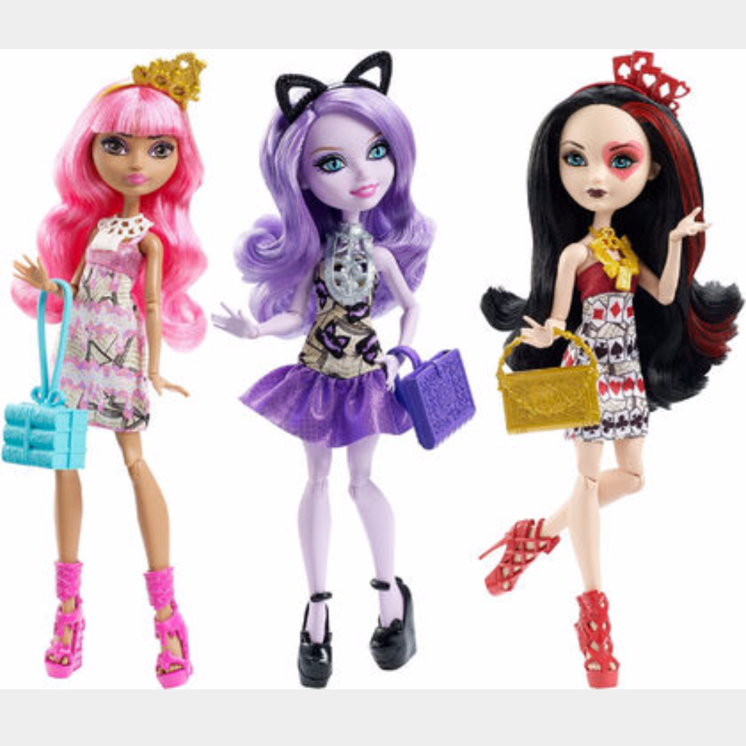 Ever After High Book Party Dolls (set of 3)