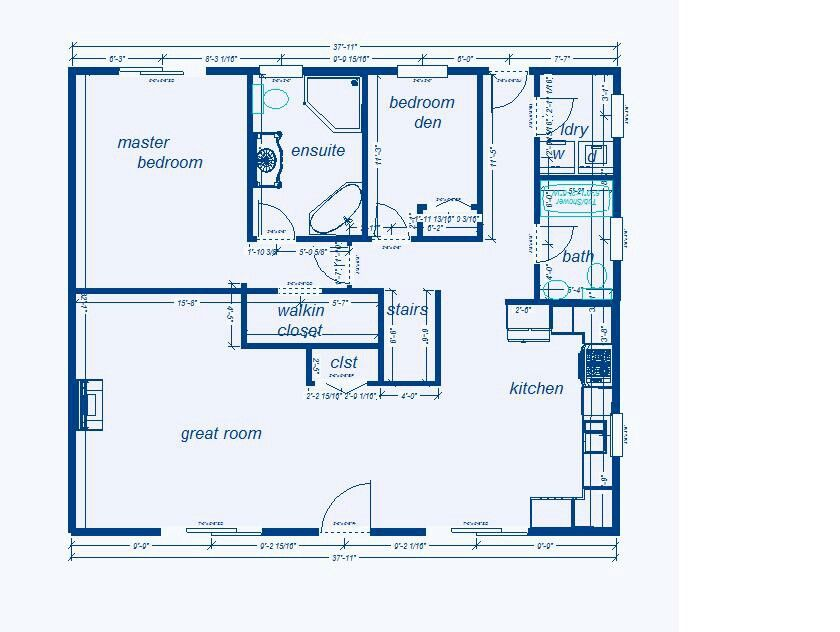 Pin By Susie Fehr On Home House Blueprints Small House Blueprints Small House Design Blueprint