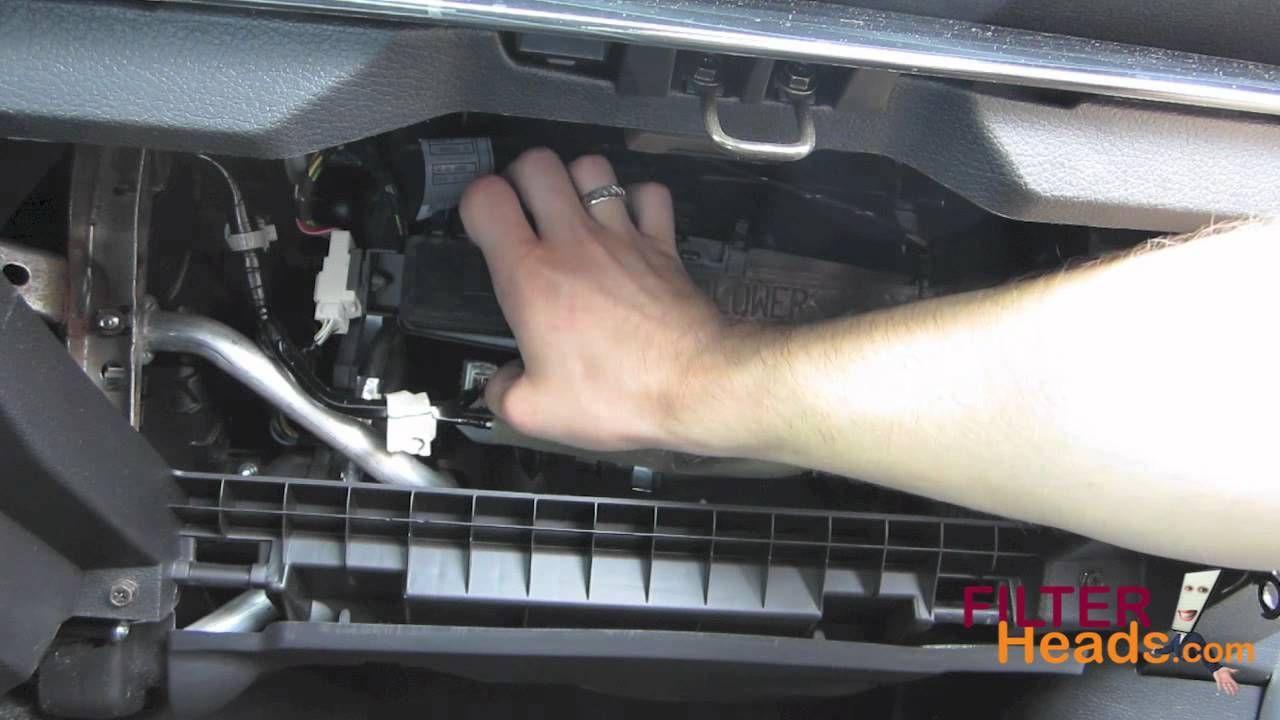 Cabin air filter replacement mazda cx 9 cabin air filter replacement videos pinterest mazda and ford edge