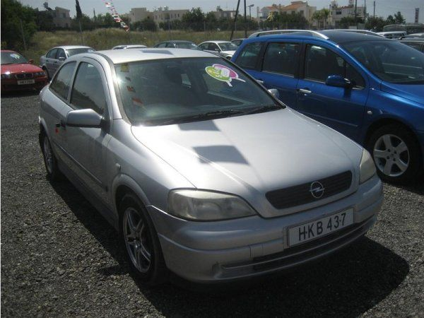 Opel Astra, 2001 - Cars - Vehicles