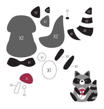 Fetroklub Ideas Felt Products Vk Felt Animal Patterns Felt Pattern Applique Templates