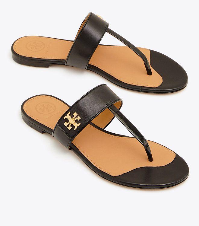 629bac6cf Kira thong sandal in 2019   Spring Summer   Sandals, Tory burch ...