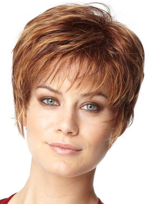 Sparkle Synthetic Wig coiffure Short hair cuts, Hair