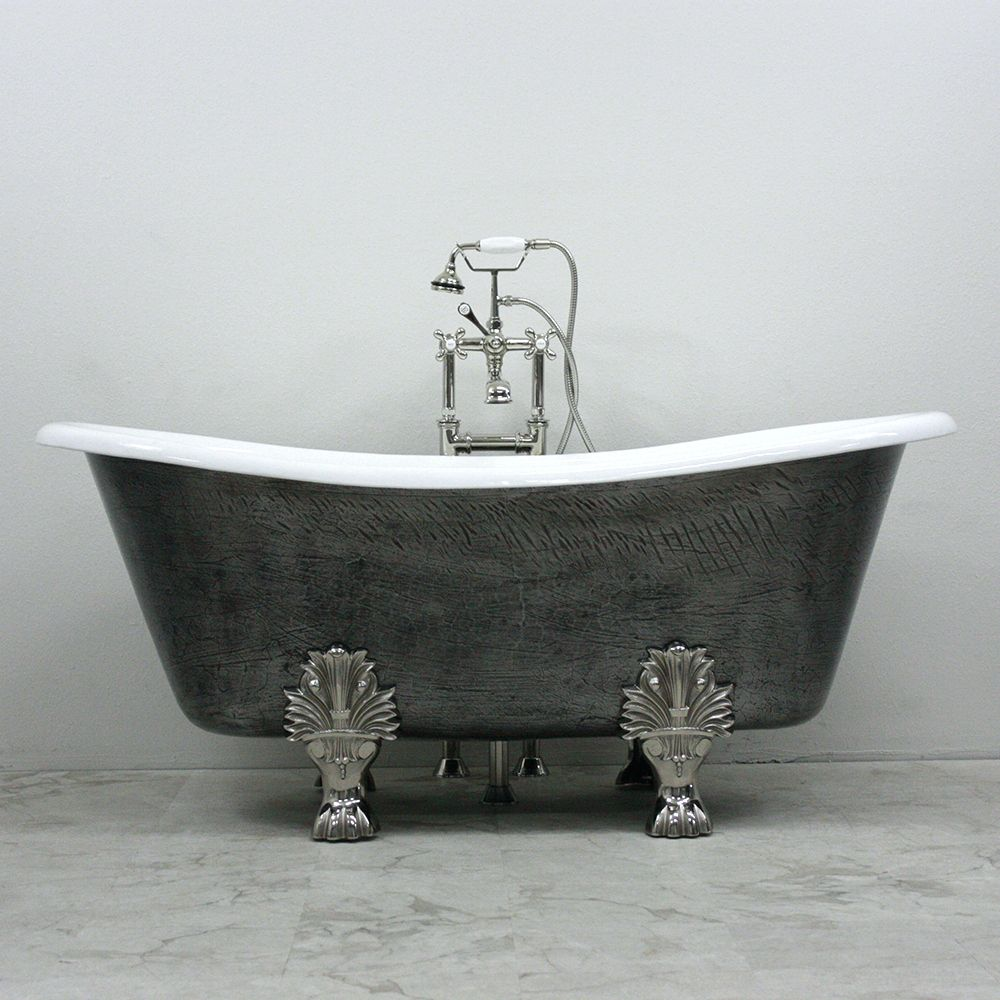 Old Clawfoot Bathtub Faucet Old Clawfoot Bathtubs Image Of Cast Iron