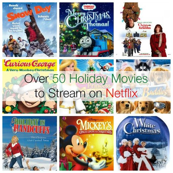 over 50 holiday movies to stream on netflix streamteam holiday movieschristmas story - Is A Christmas Story On Netflix