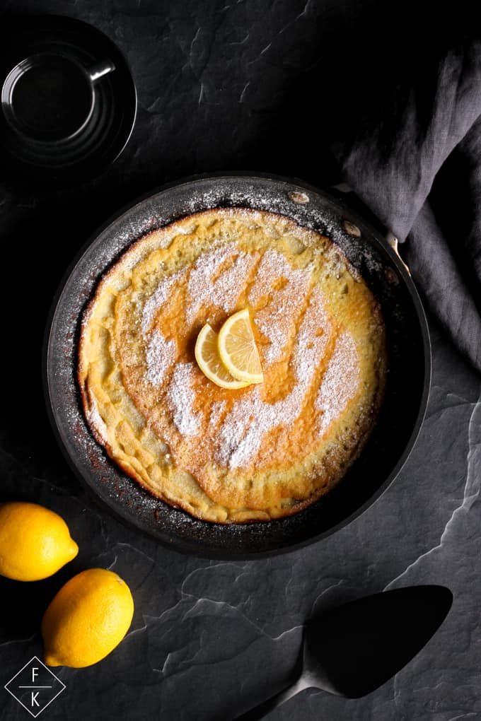 Keto Dutch Baby (Keto German Pancake) | Recipe (With ...