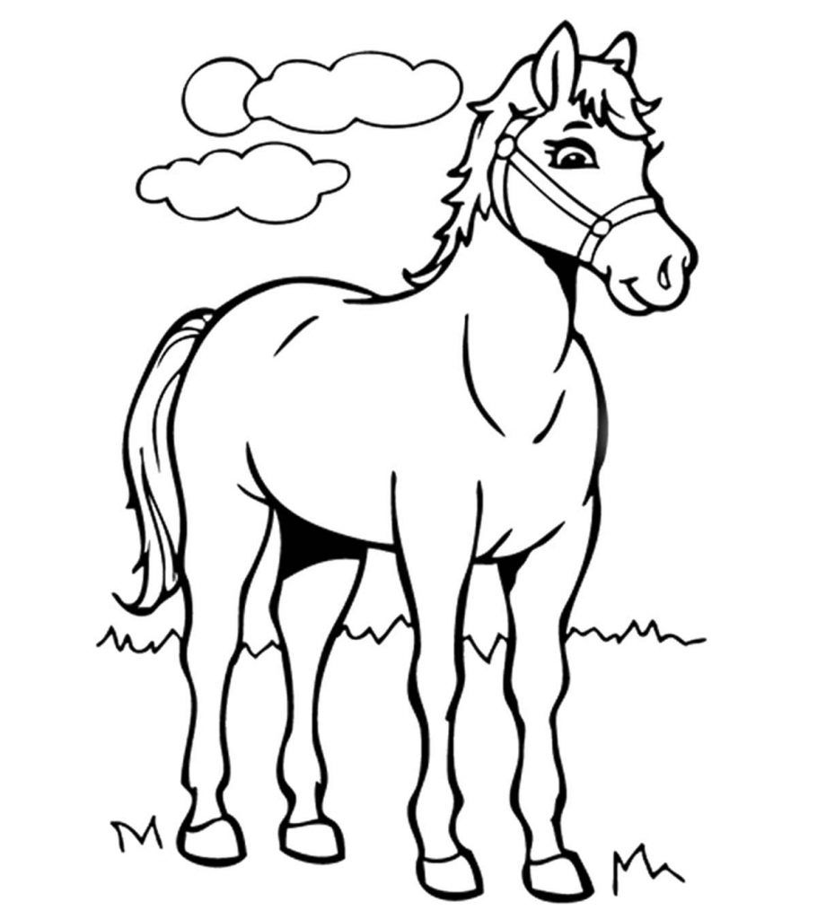 Top 55 Free Printable Horse Coloring Pages Online Horse Coloring Books Horse Coloring Pages Horse Coloring
