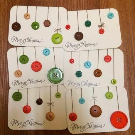 Calendario Avvento Pinterest.Natale Sta Arrivando Biglietti Augurali Con Patterns E