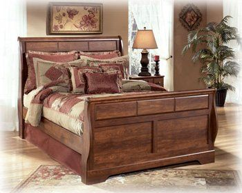 Check out the best in furniture with articles like where to buy kitchen cabinets, how to remove drawers with plastic stops, & more! Queen Size Sleigh Bed by Ashley Furniture *** You can find ...