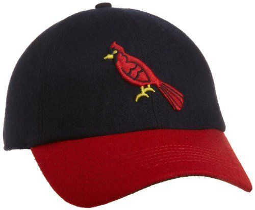 MLB St. Louis Cardinals Brooksby Cooperstown Hat '47 Brand. $12.76