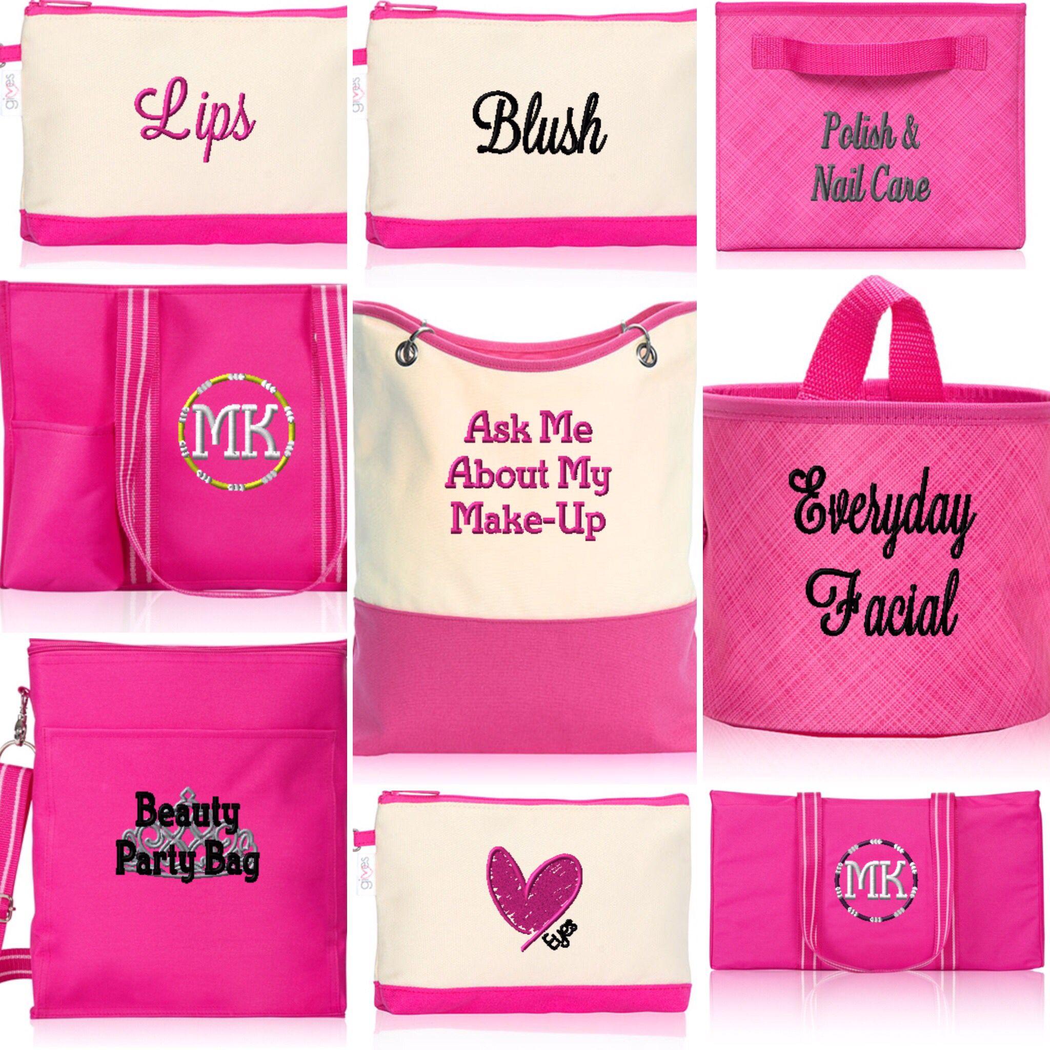 Oh snap bin ideas - Mary Kay Consultant Ideas Using Mini Zipper Pouch Oh Snap Bin Canvas