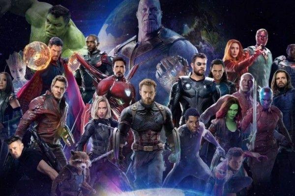 Nah Sekarang Kita Coba Bahas Beberapa Pertanyaan Yang Mungkin Juga Kamu Pertanyakan Setelah Menonoton Avenge Avengers Wallpaper Avengers Infinity War Avengers
