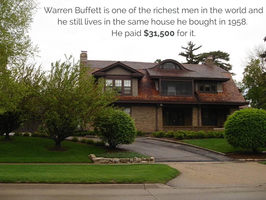 Just a fun real estate fact for your sunday did you know for The warren house
