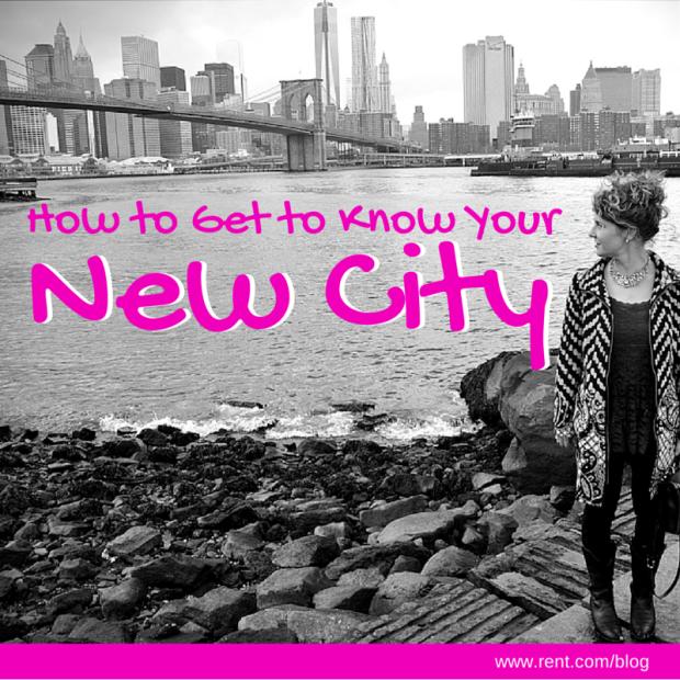 Neue stadt menschen kennenlernen