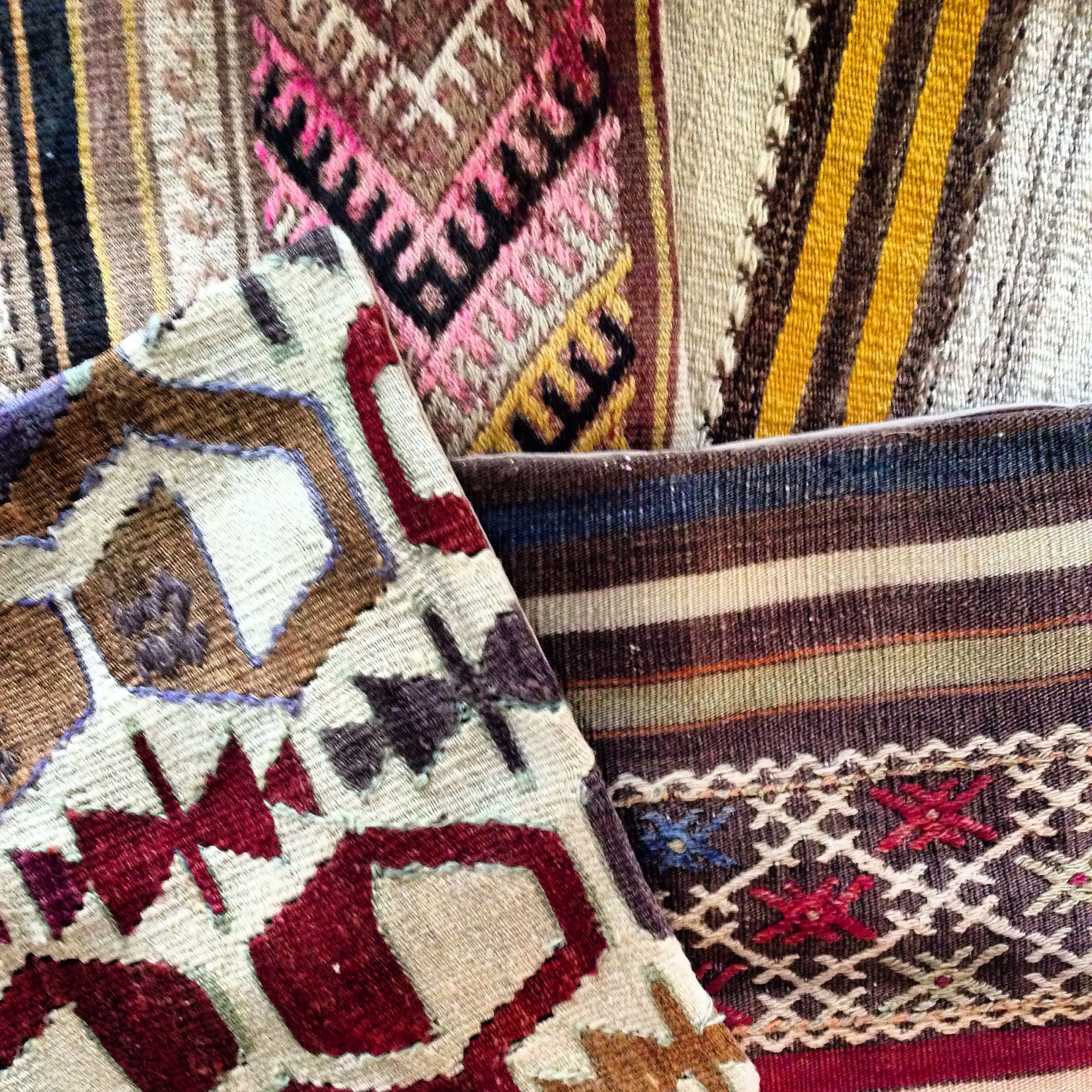 Kilim Pillow Covers - Linden and Lee  www.lindenandlee.com
