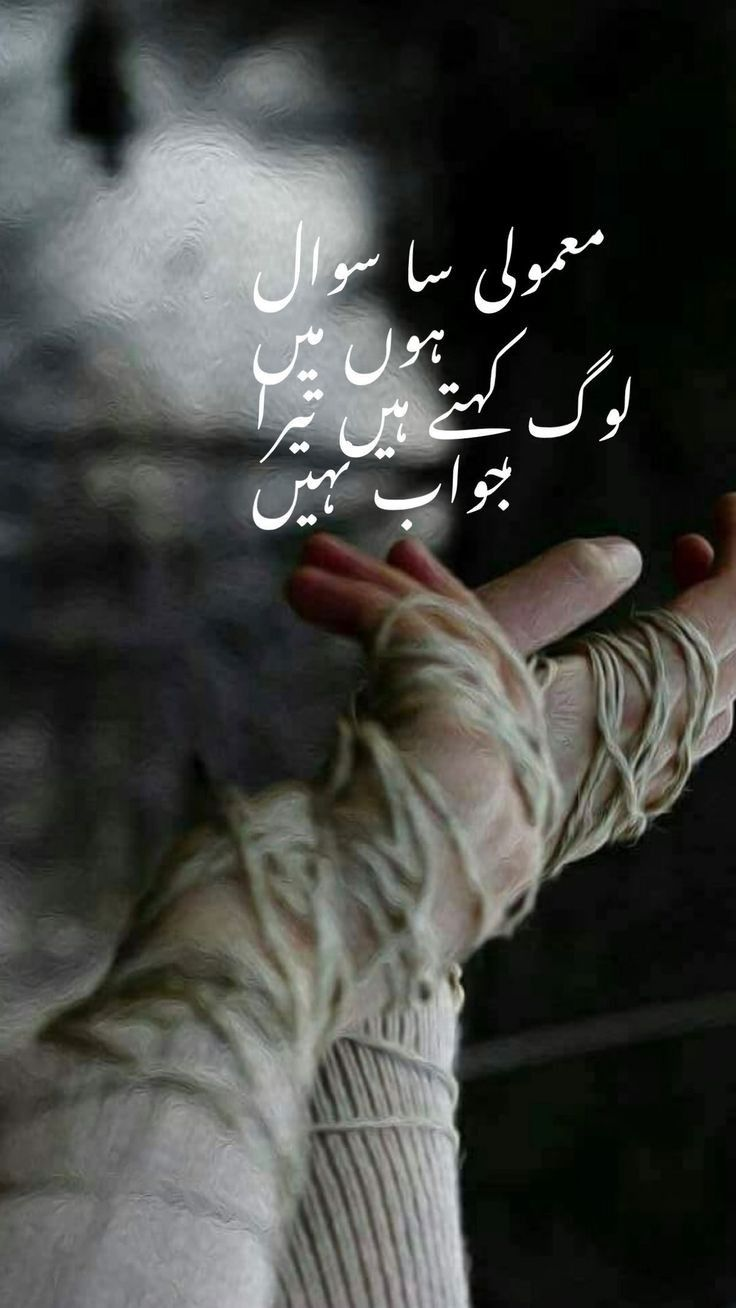 Pin on Best urdu poetry collection