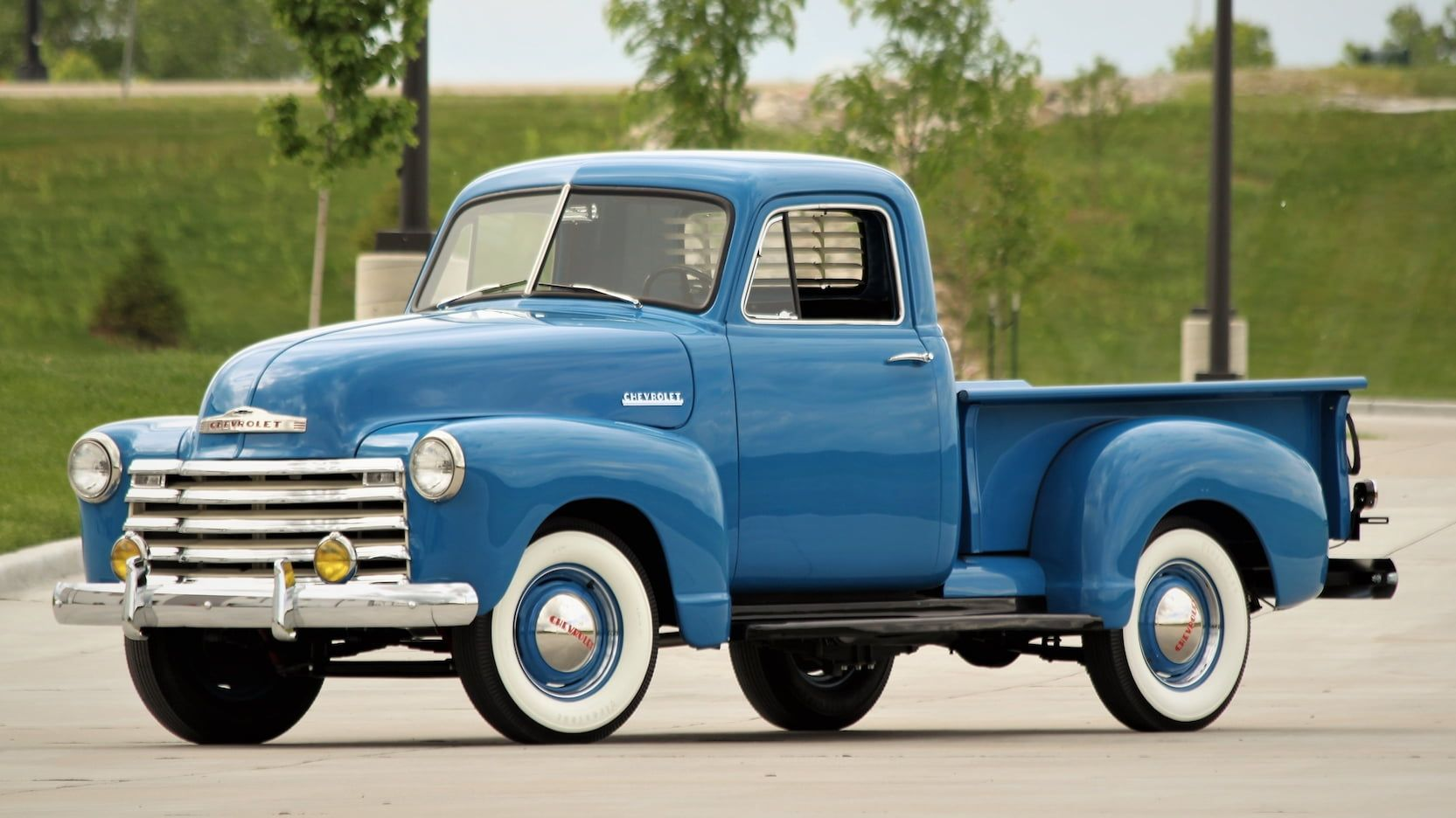 1951 chevrolet 3100 pickup presented as lot f87 at kissimmee fl chevrolet 3100 chevrolet chevy 3100 1951 chevrolet 3100 pickup presented as