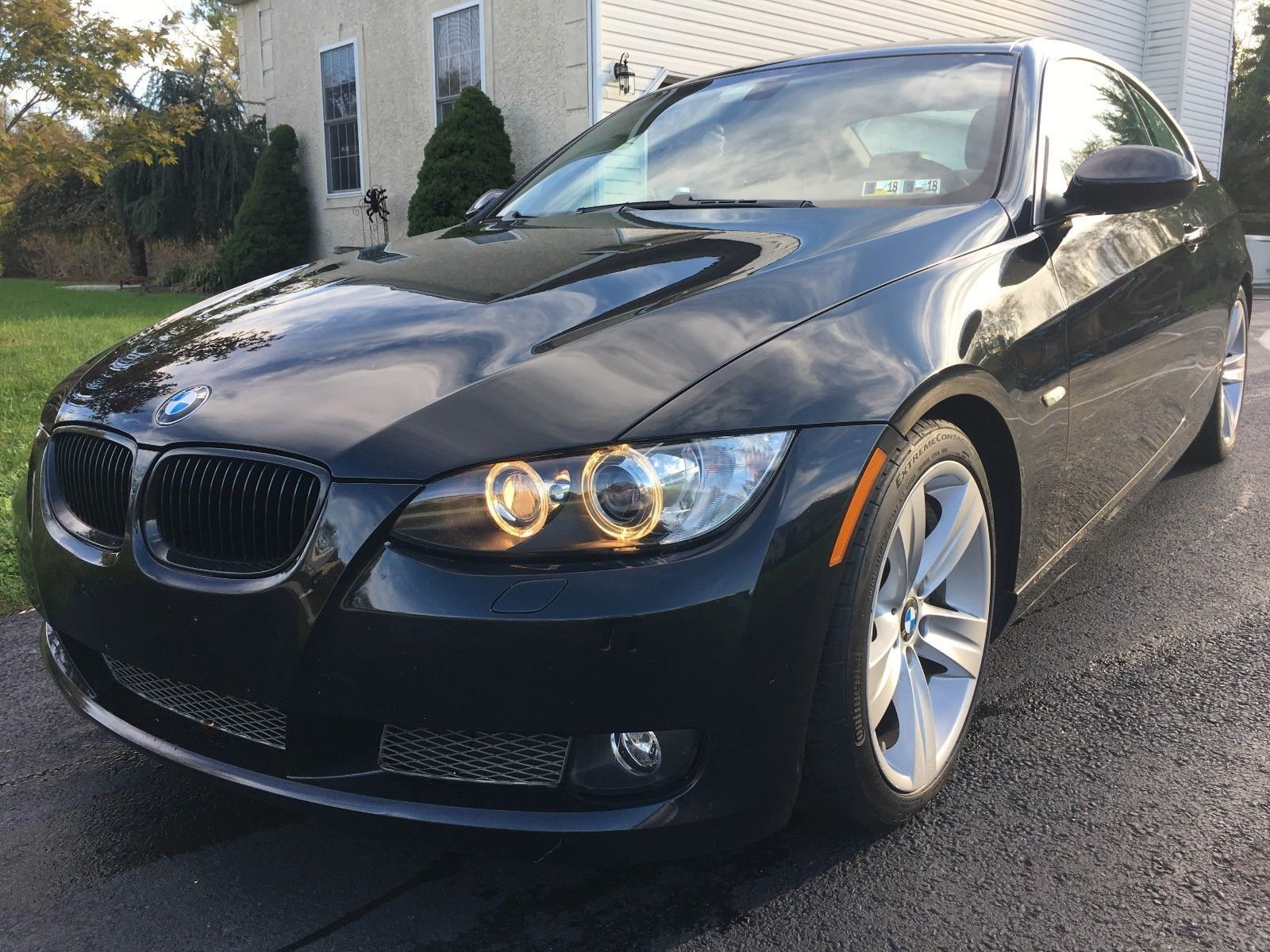 Nice Awesome 2008 Bmw 3 Series 335i 2008 Bmw 335i 6sp Coupe Twin