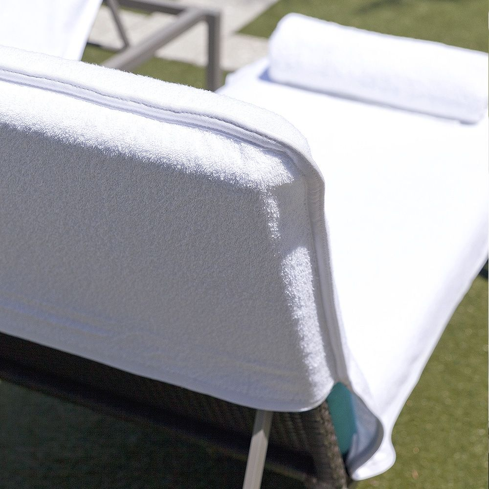 Beach Lounge Chair Cover Towel