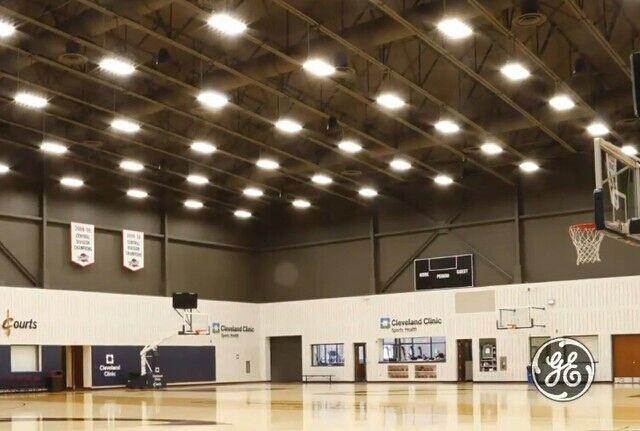 Nba Cavaliers Training Center Upgrading