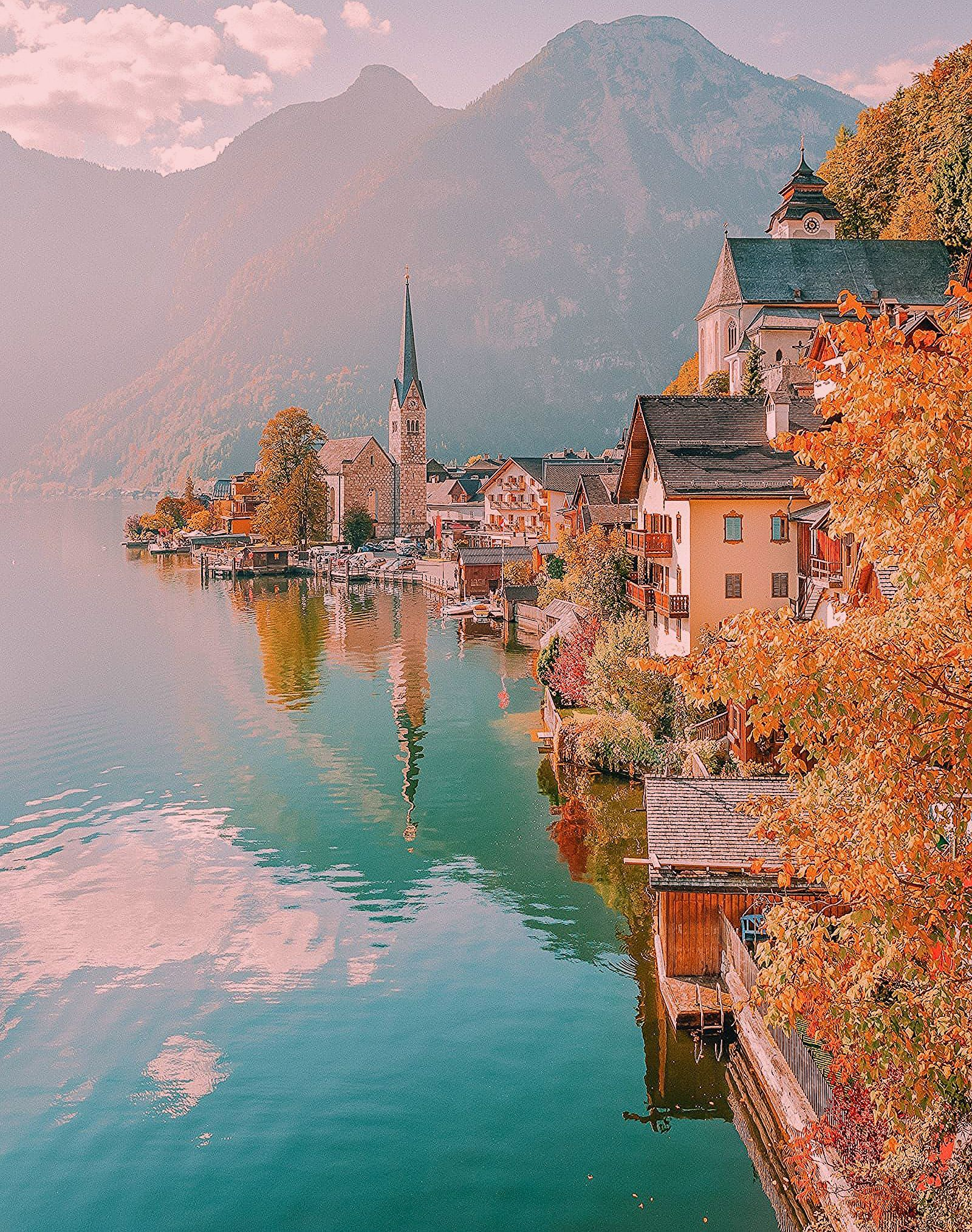 Photo of 12 Best Places In Austria To Visit