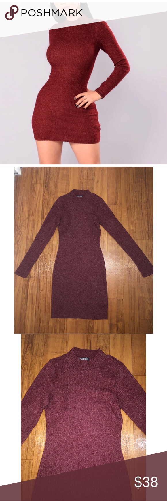 Fashion nova burgundy sweater dress small Excellent condition  Never worn it / clean my closets out  True size small  Beautiful color burgundy perfect for fall Fashion Nova Dresses Mini    Source by katerina6676 #Burgundy #burgundy Sweater Dresses #condition #Dress #Excellent #fashion #nova #Small #sweater #worn