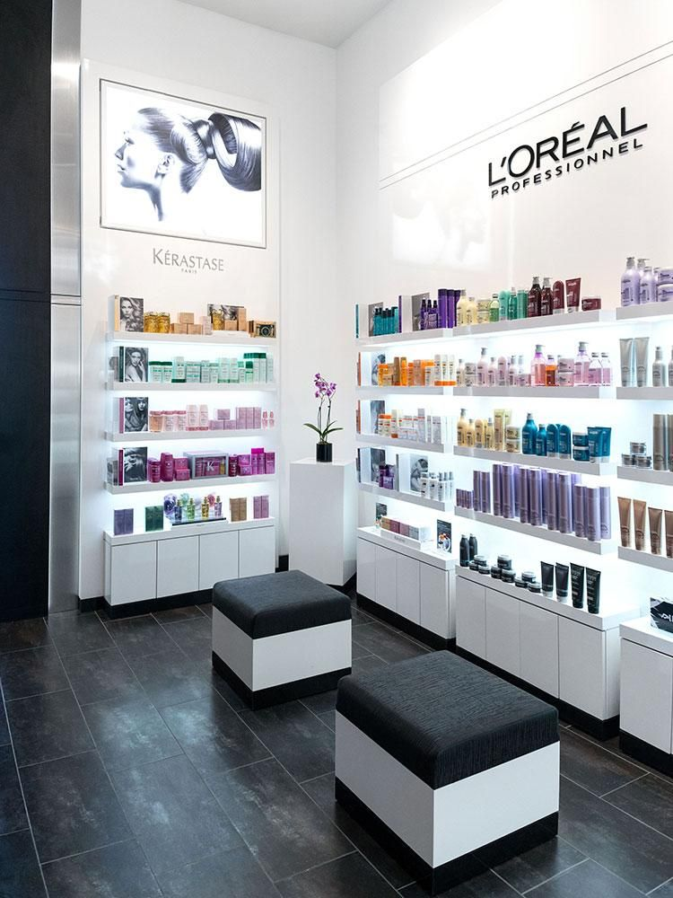 Soty 2014 J Michael S Salon Store Design Interior Store Interiors Salon Interior Design