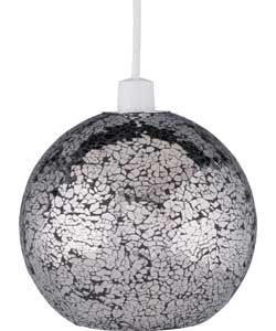 Buy inspire crackle shade black at argos your online shop buy inspire crackle shade black at argos your online shop aloadofball Images
