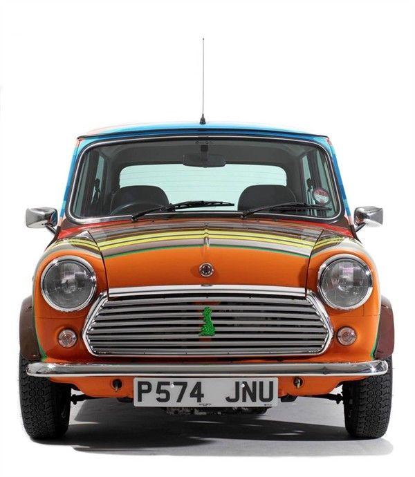 Classic Mini, Cars, Mini Morris