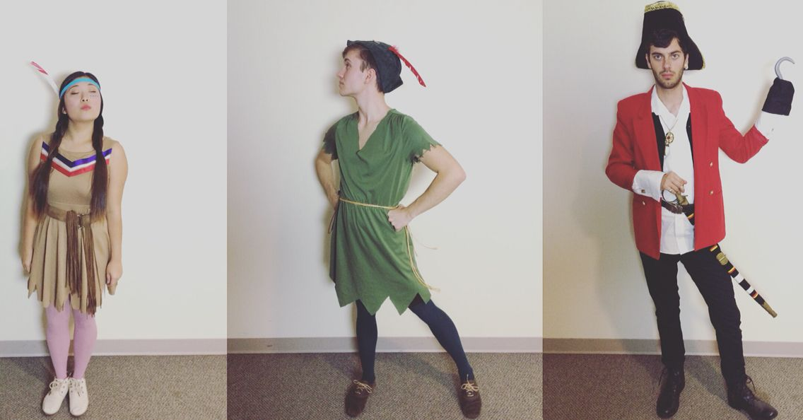 DIY: Tiger Lily, Peter Pan, Captain Hook   Thrift Store Haul!