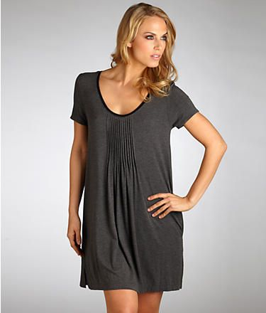 1632f81885f DKNY Seven Easy Pieces Modal Sleepshirt Plus Size Sleepwear Y937595 at  BareNecessities.com