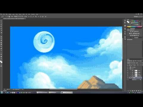 HD Index Painting in Photoshop - YouTube
