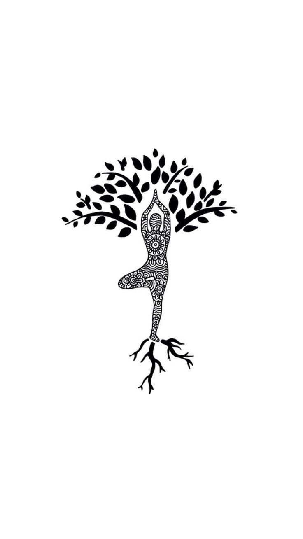 Mind, Body and Soul   Yoga art, Namaste, How to do yoga