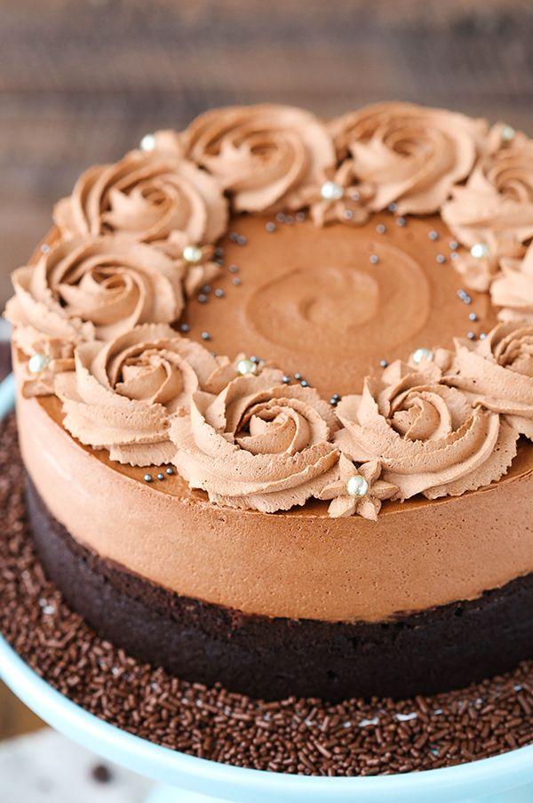 Guinness Chocolate Mousse Cake Moist Chocolate Cake Recipe Recipe Chocolate Mousse Cake Mousse Cake Homemade Chocolate
