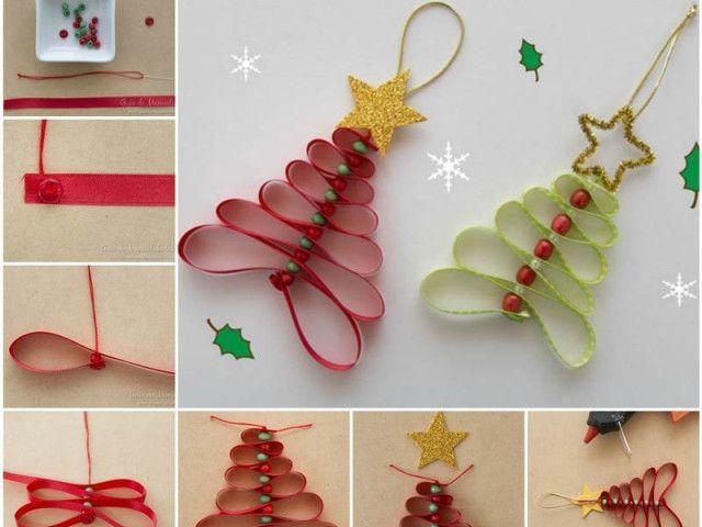 50 jolies idées créations pour Noël | Déco noël à faire ...