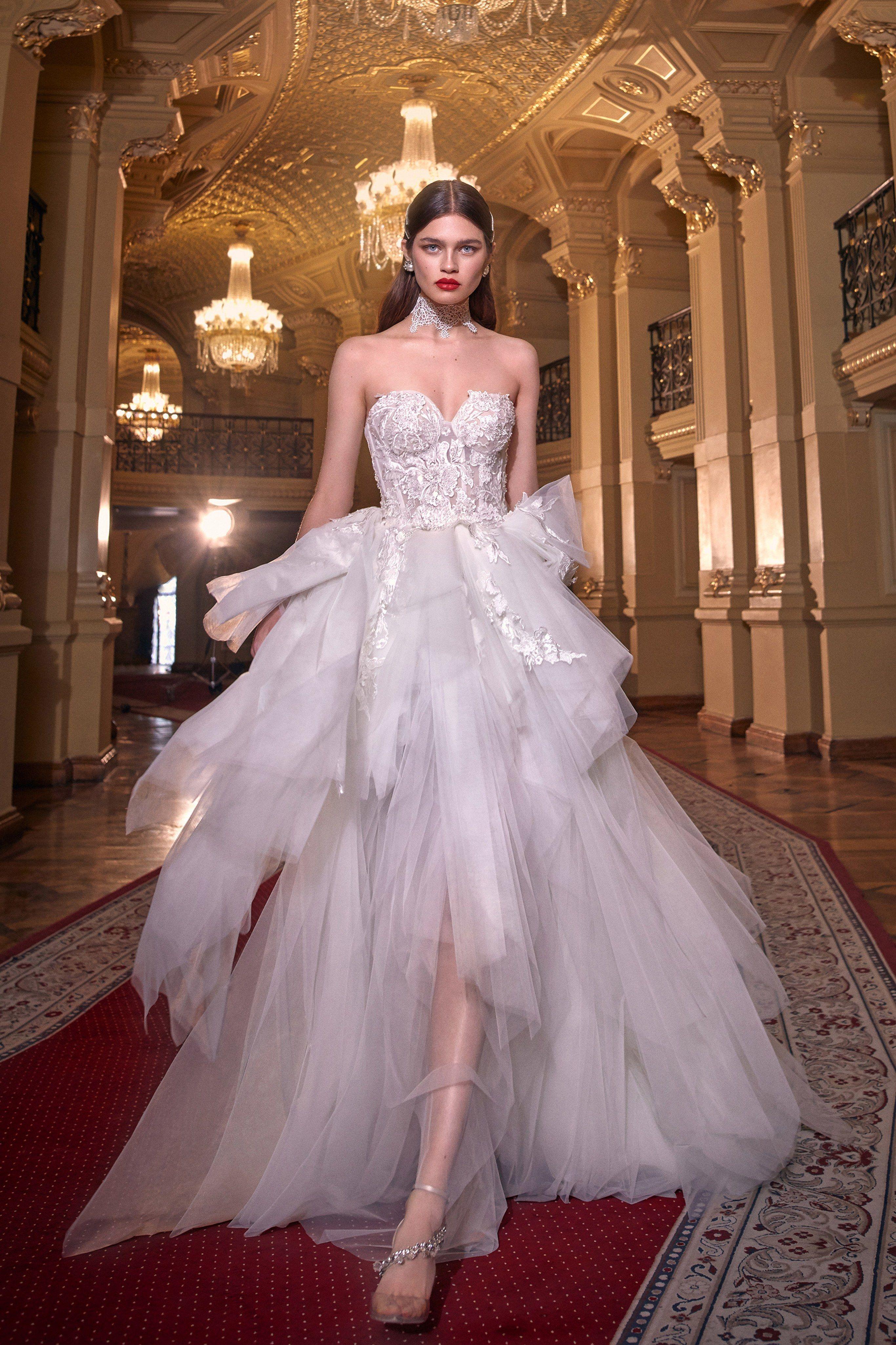 Best Show 2020.Galia Lahav Bridal Spring 2020 Fashion Show Bridal Spring