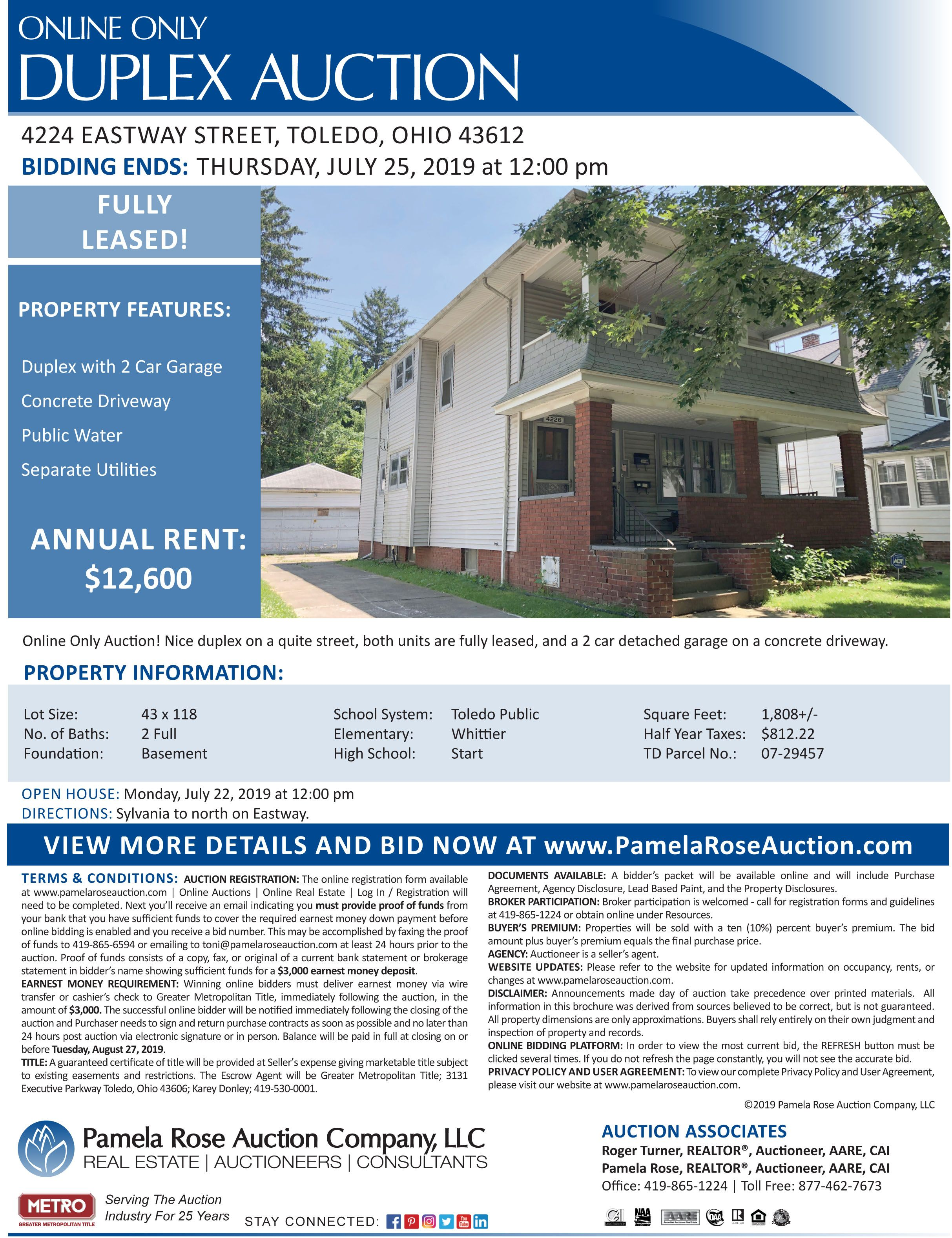 Real Estate Broker Salary In Ohio