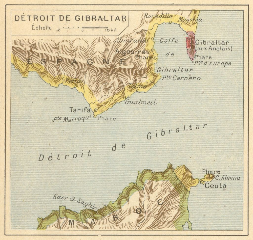 Detroit Gibraltar Old World Maps Pinterest Map Old World Maps