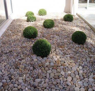 Outdoor Flooring With Pebbles Backyard Landscaping Designs Outdoor Flooring Backyard Landscaping