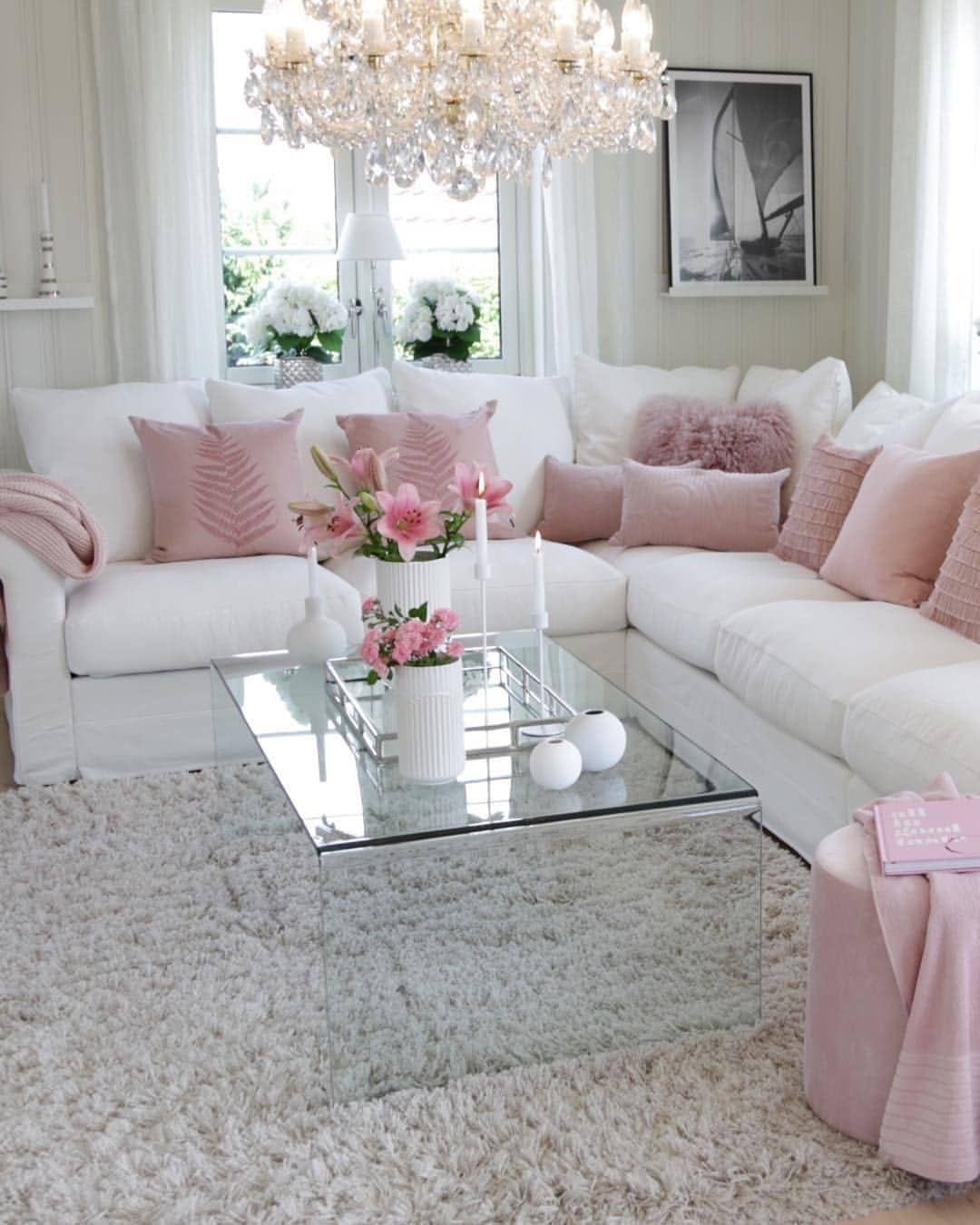 rose living room decor ideas (с изображениями)  Стили гостиной