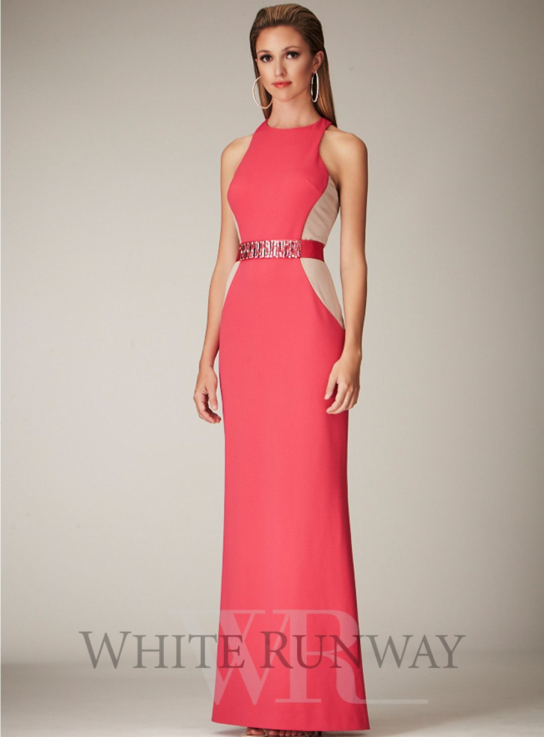 Sonya Illusion Dress | Illusion dress, Illusions and Wedding dress