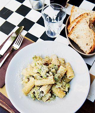 Bar del Fico, Rome  At this modern restaurant in the Parione quarter, nattily dressed Romans hold court over salumi, mini-pizzas, and terrific cocktails. 26 Piazza del Fico