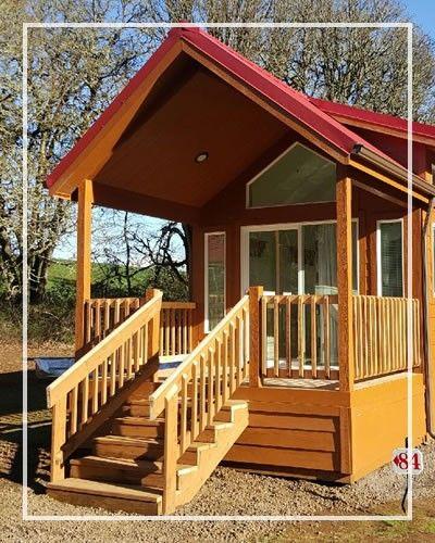 Hope Valley Resort Turner Oregon Build Your Own House
