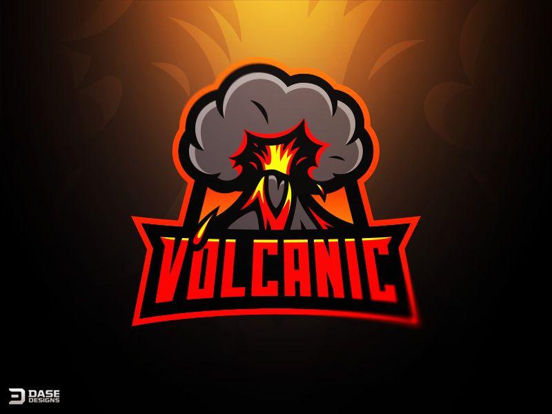 Image result for volcanoes logo