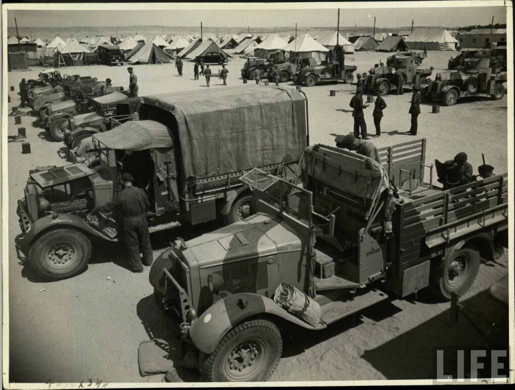 British army vehicles date taken 1940 photographer margaret bourke white