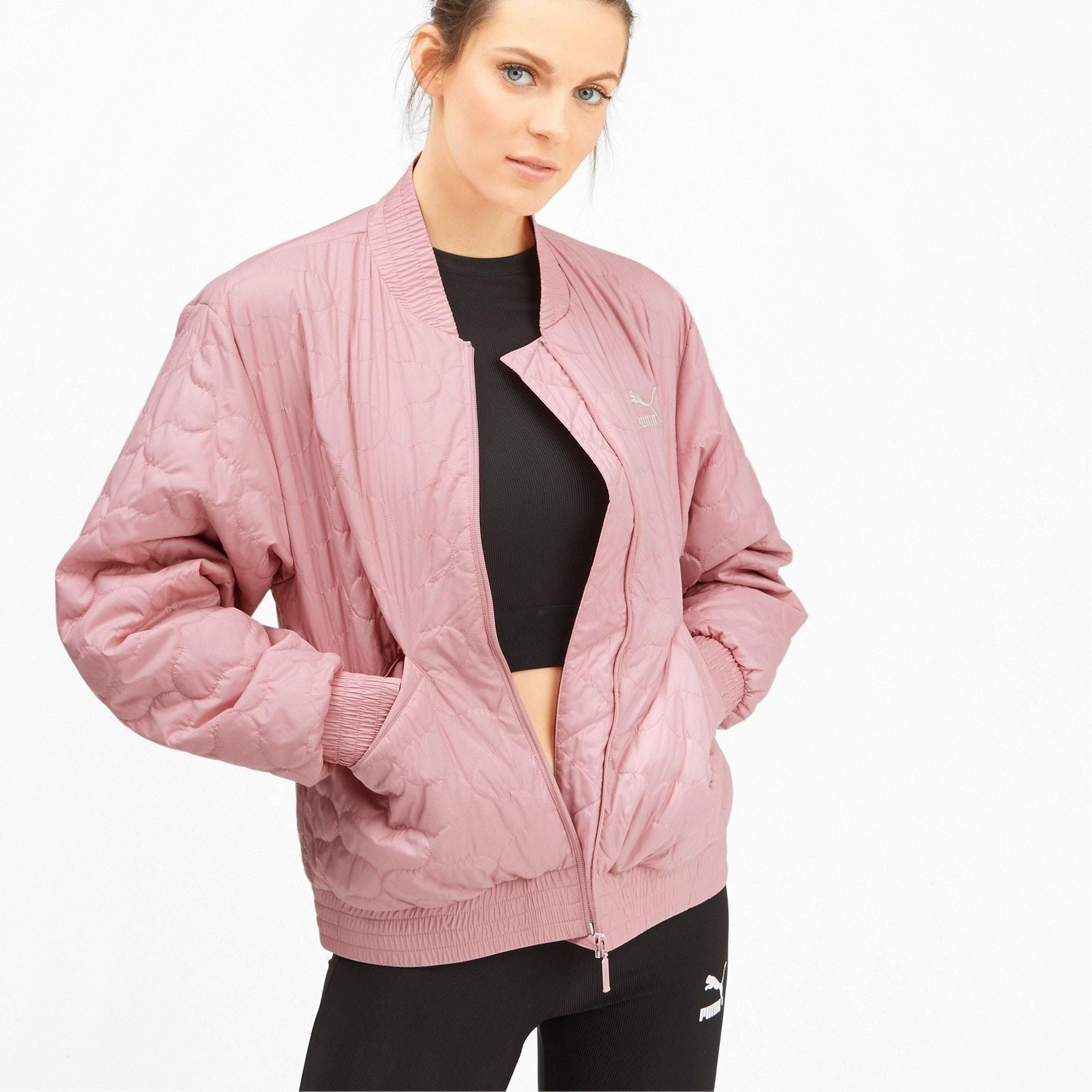 The Bomber Jacket Is A Classic For A Reason And Tinkering With A Classic Is Overkill So When Creating This Wov Bomber Jacket Women Womens Bomber Bomber Jacket [ 1800 x 1800 Pixel ]