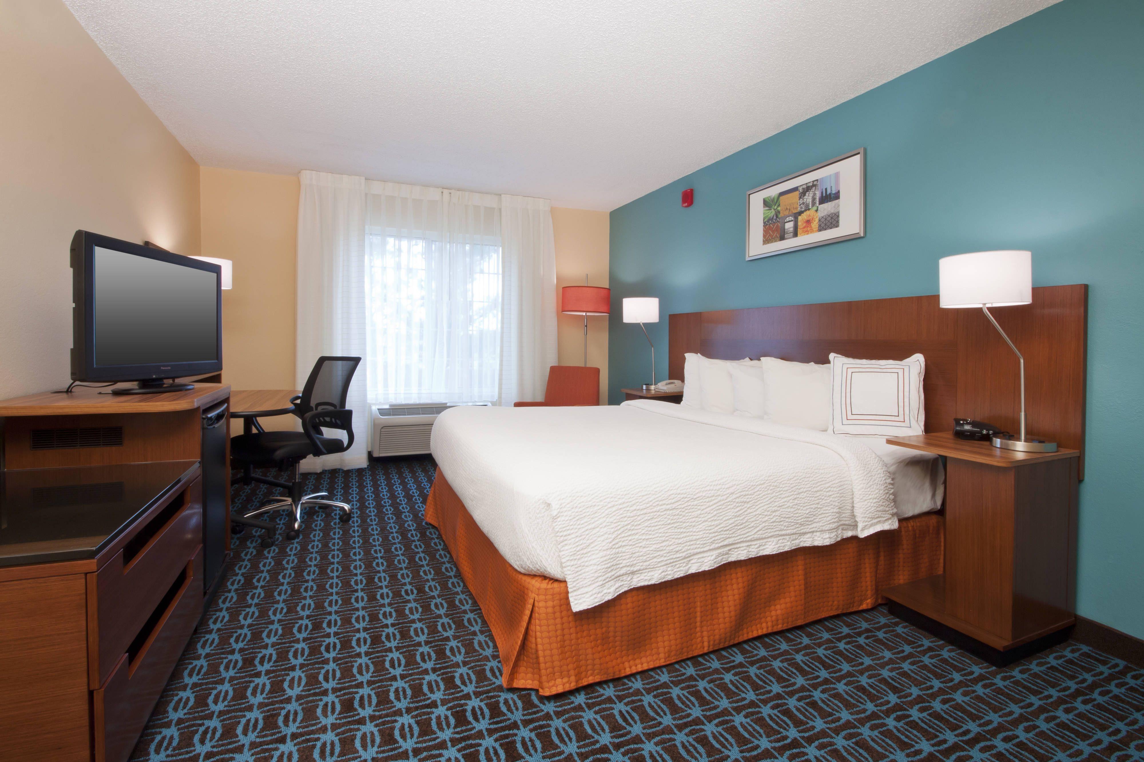 Fairfield Inn Fairfield inn, Suites, Home