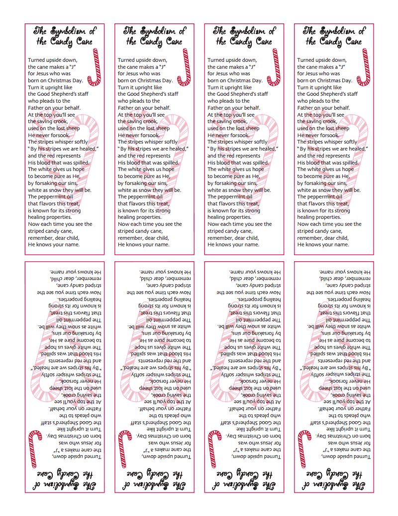 Candy Cane Poem Bookmark3 Pdf Google Drive Candy Cane Poem Candy Cane Christmas Poems