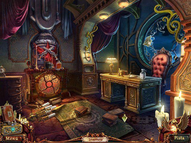 Dark Strokes Los Pecados de Nuestros Padres - juego de pantalla 4 #juego #juegos